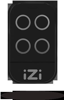 Télécommande iZi Black