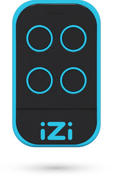 Télécommande iZi Blue